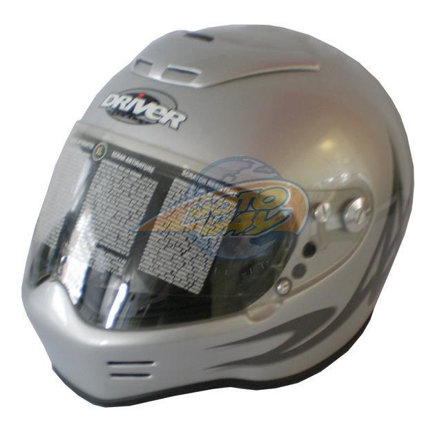 ΚΡΑΝΗ DRΙVΕR D400-ALIEN/XL ΚΛΕΙΣΤΑ AΣHMI-XPΩMIO S-VISION