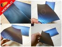 Carbon Flip Flop Χαμαιλέων Μπλέ 50x152cm Bubble Free 500