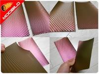 Carbon Flip Flop Χαμαιλέων Βιολετί 100x152cm Bubble Free 503