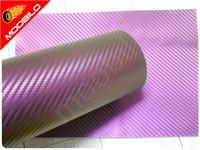 Carbon Flip Flop Χαμαιλέων Βιολετί 50x152cm Bubble Free 504