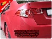 Μεμβράνη Αυτοκόλλητο Κόκκινο Ματ 3000x152cm Bubble Free 622
