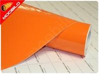 Μεμβράνη Αυτοκόλλητο Πορτοκαλί Γυαλιστερό 3000x152cm Bubble Free 628