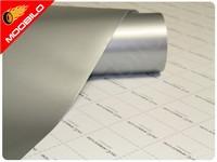 Μεμβράνη Αυτοκόλλητο ΑΣΗΜΙ Γυαλιστερό 100x152cm Bubble Free 646
