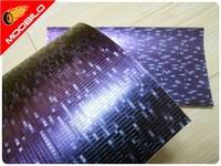 Μεμβράνη Αυτοκόλλητο Flip Flop Χαμαιλέων Matrix Μωβ 3000x152cm Bubble Free 686