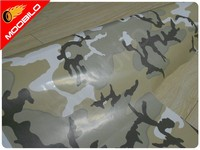 Μεμβράνη Αυτοκόλλητο Καμουφλάζ Γυαλιστερό 100cm X 152cm Μεγάλης Αντοχής 694