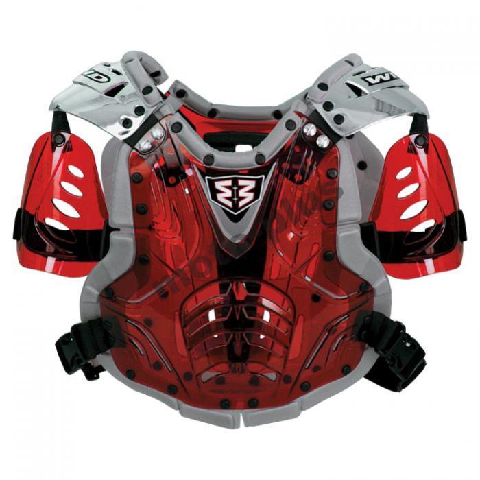 Ένδυση motocross BODY ARMOR 263/551-550-146