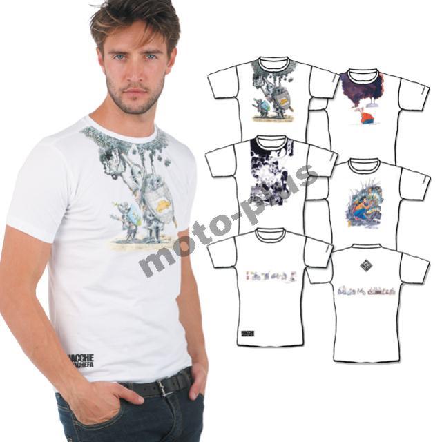 T-shirt ΤU_MACCHEARIACHEFA 384