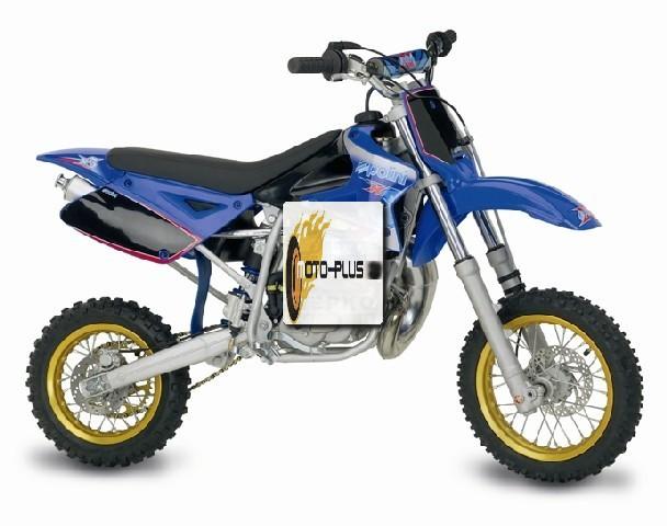 Antalaktika Moto Yamaha