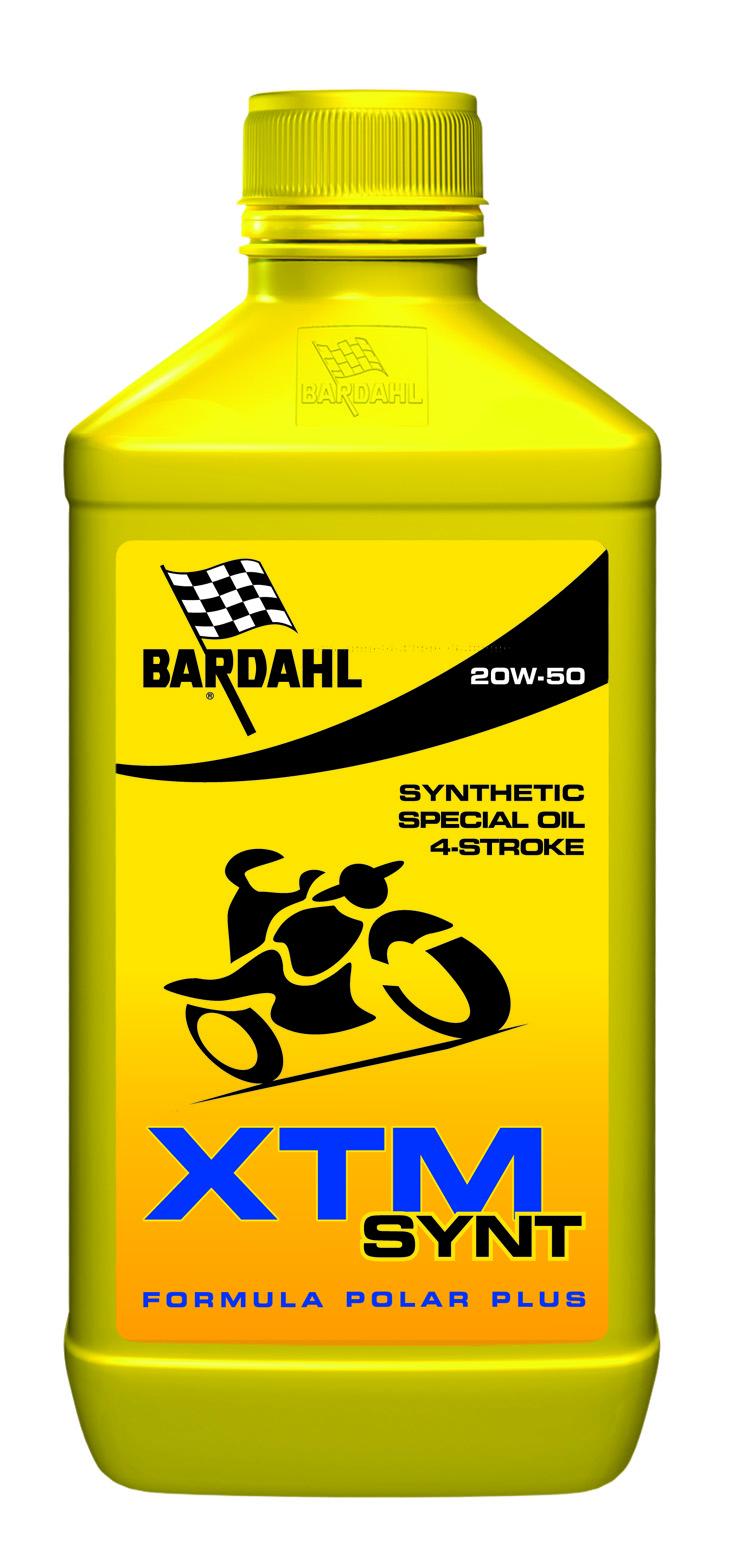 BARDAHL 4T XTM Synt 20W-50 ΣΥΝΘ. ΒΑΣΗΣ 1L   (24)