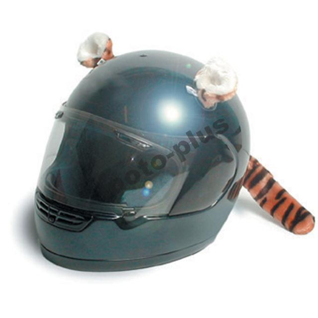 Αυτάκια αυτοκόλλητα για κράνη Helmet Ears TM-050 Leopard