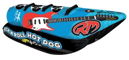 ROCK N' ROLL HOT DOG TUBE