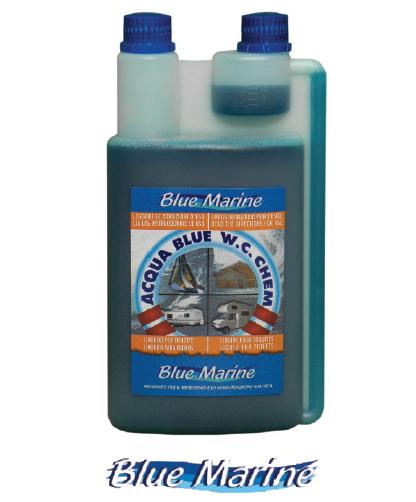ΑΠΟΣΥΝΘΕΤΙΚΟ ΛΥΜΑΤΩΝ - ACQUA BLUE WC CHEM 1kg