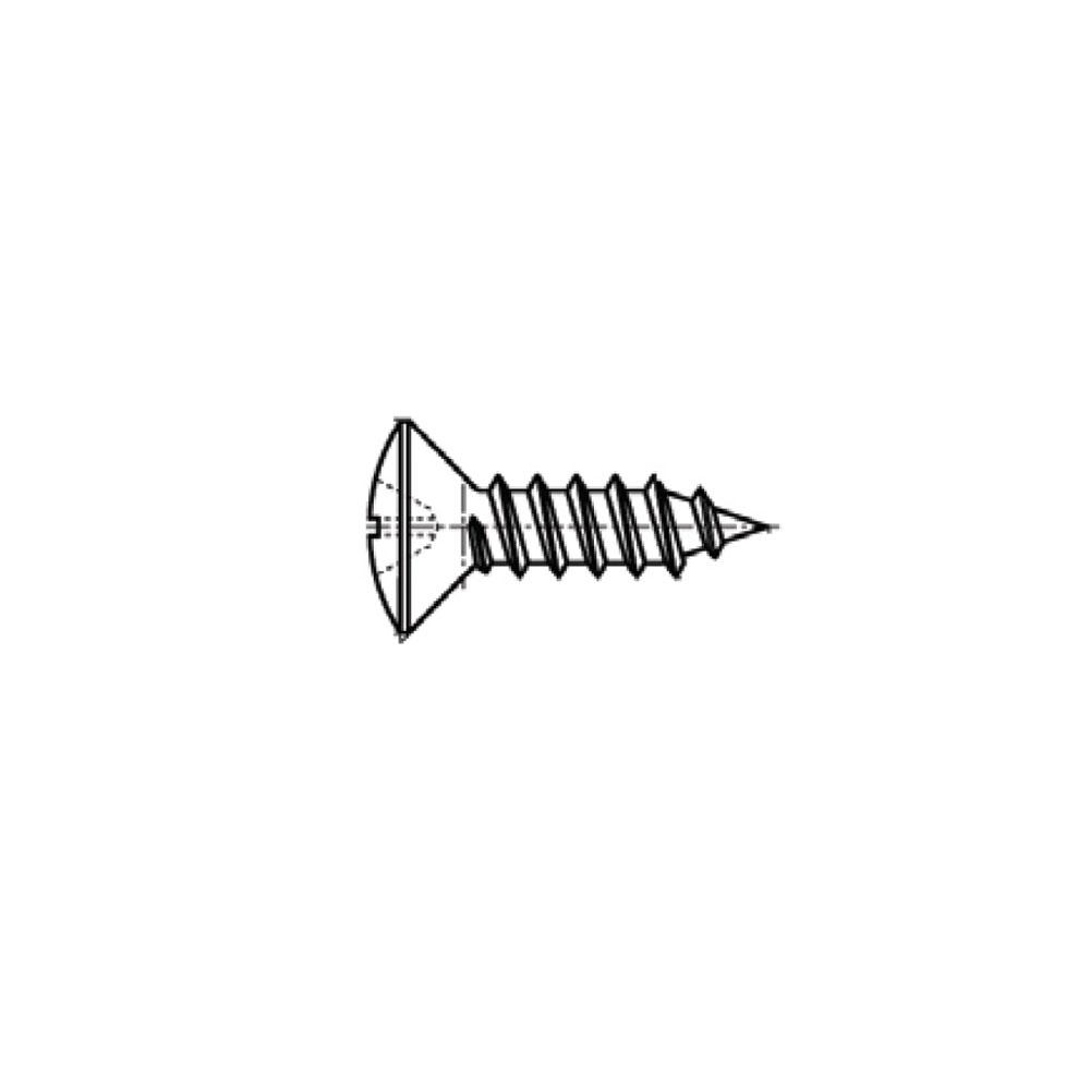 ΛΑΜΑΡΙΝΟΒΙΔΑ DIN 7983 ΙΝΟΧ 3,5 x 95