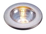 Πλαφονιέρα INOX με 18 LED