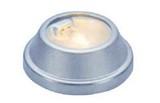 Πλαφονιέρα INOX με λάμπα LED