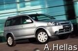 Κοτσαδόροι Honda HR-V HONDA HR-V 10/01-06