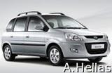 Κοτσαδόροι Hyundai Matrix HYUNDAI Matrix 02-