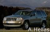 Κοτσαδόροι Jeep Grand Cherokee JEEP Grand Cherokee 6/05-4/06
