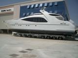 Αυτοκινούμενα με μηχανή Τρέιλερ 140 τόνων