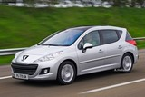 Κοτσαδόροι Peugeot 207 Peugeot 207 SW 07-