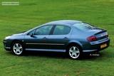 Κοτσαδόροι Peugeot 407 Peugeot 407 4/04-