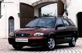 Κοτσαδόροι Suzuki Baleno Suzuki Baleno Wagon 96-03