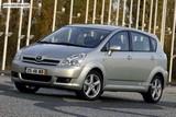Κοτσαδόροι Toyota Corolla Toyota Corolla Verso 5/04-3/09