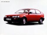 Κοτσαδόροι Toyota Corolla Toyota Corolla 5/92-6/97 Hatcback