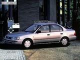 Κοτσαδόροι Toyota Corolla Toyota Corolla 5/92-6/97 Sedan