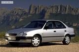 Κοτσαδόροι Toyota Corolla Toyota Corolla 7/97-02 Sedan