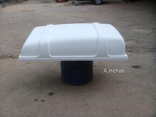 Καπάκι Μπαγκαζιέρας 1,56 μ. x 1,00 μ.Fiberglass