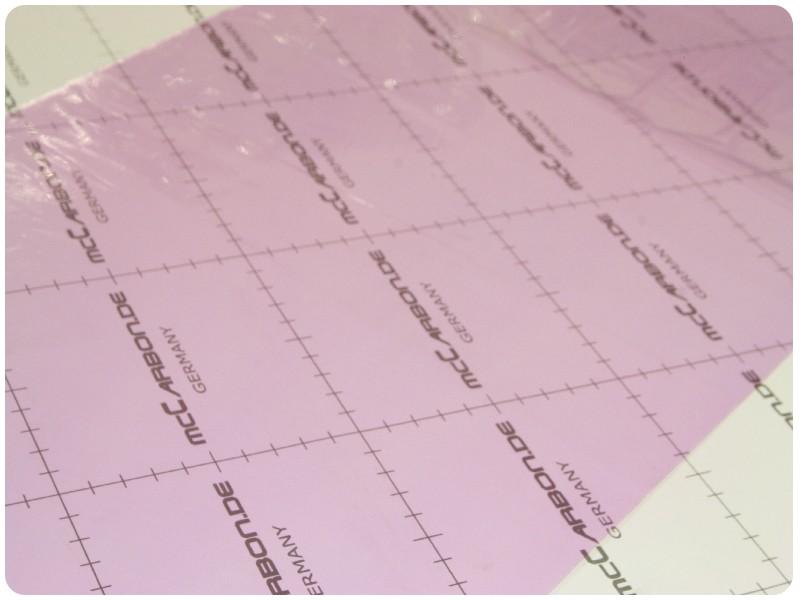 Μεμβράνες για Φανάρια Μωβ 100x30cm 004