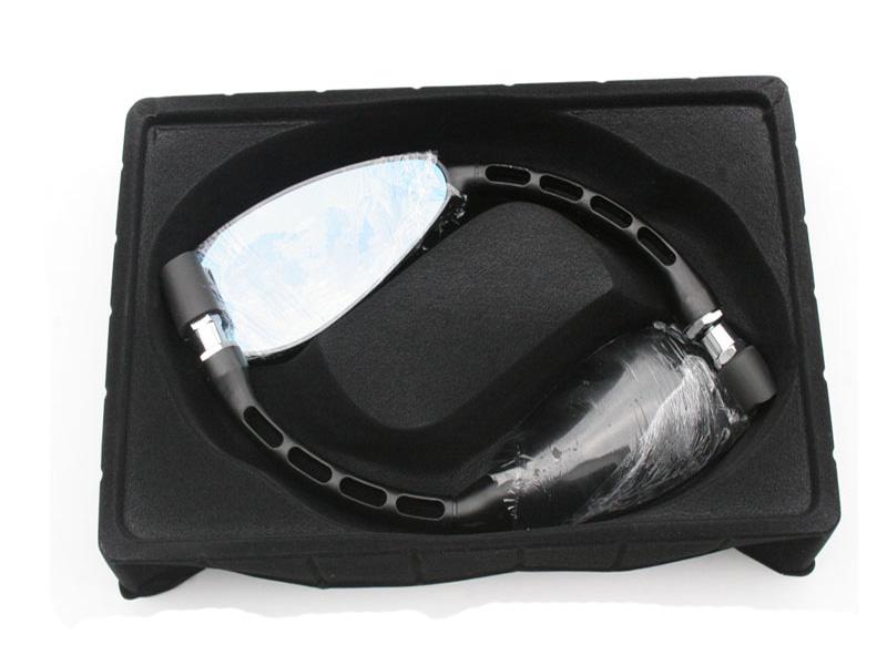 Καθρέπτες Τιμονιού 904 Μαυρο Για Μοτοσυκλετα Scooter ATV