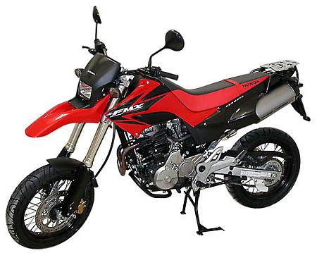 Σχάρα πίσω για Honda FMX 650, Μοντ: 05-